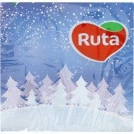 САлфетки бумажные «Ruta» Зимний лес, 20 шт.