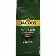 Кофе жареный в зернах «Jacobs Monarch» классический, 230 г.