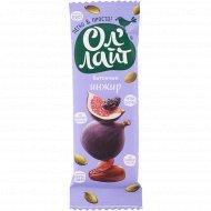Батончик фруктово-ореховый «Ол'Лайт» инжир, 30 г