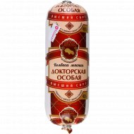 Колбаса вареная «Докторская особая» высшего сорта, 400 г.