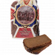 Хлеб «Бородинский» заварной, нарезанный, 600 г