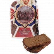 Хлеб «Бородинский» заварной нарезанный, 600 г.