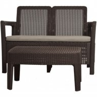 Комплект мебели «Keter» Tarifa Sofa Set.