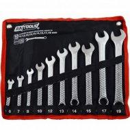 Набор ключей комбинированных «Awtools» AW40113, DIN 3113 CrV, 6-19 мм