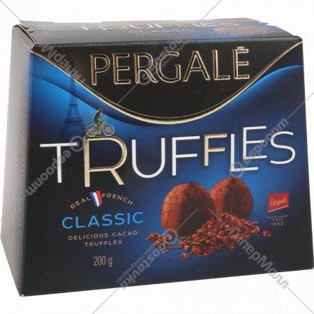 Трюфели «Pergale» Classic, 200 г.