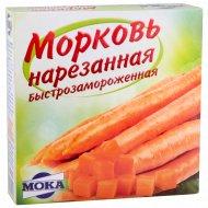 Морковь нарезанная 400 г.