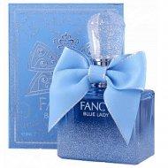 Парфюмерная вода для женщин «Fancy Blue Lady» 85 мл