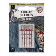 Иглы квилтинг «Organ» 5/75-90 Blister.