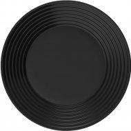 Тарелка глубокая «Harena» чёрная, 23 см.