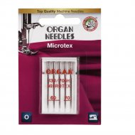 Иглы микротекс «Organ» 5/60-70 Blister.