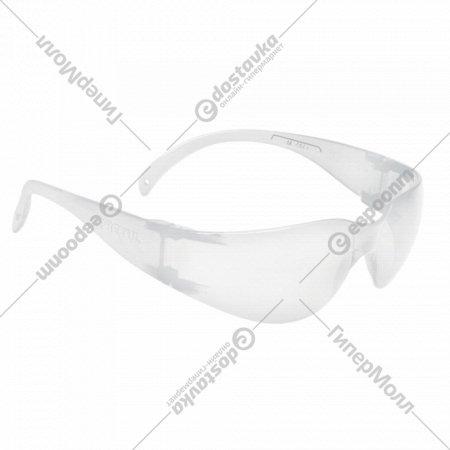 Защитные очки прозрачные.