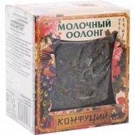 Чай зеленый листовой«Конфуций» китайский «Молочный оолонг» 90 г.