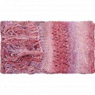 Шарф женский фиолетовый 25х160 см.
