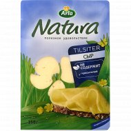 Сыр «Тельзитер» 45%, нарезка, 150 г.