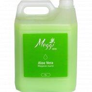 Мыло жидкое «Meggi» aloe vera, 5 л.