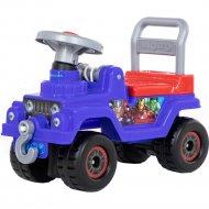 Автомобиль-каталка «Мстители» джип Marvel.