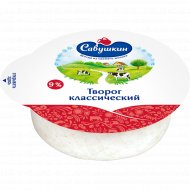 Творог «Савушкин» «Хуторок» 9 %, 300 г.