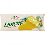 Мороженое «Limone» двухслойное с лимоном, 70 г.