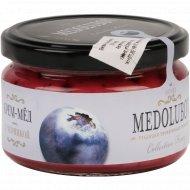 Крем-мёд «Medolubov» черника, 260 г.