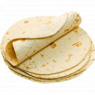 Лепешки «Tortillas» пшеничные, оригинальные, замороженные, 880 г.