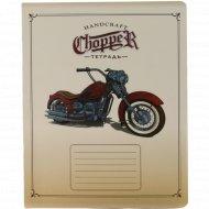 Тетрадь «Чоппер», линейка, 24 листа.