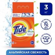 Стиральный порошок «Tide» Альпийская свежесть, 3 кг.