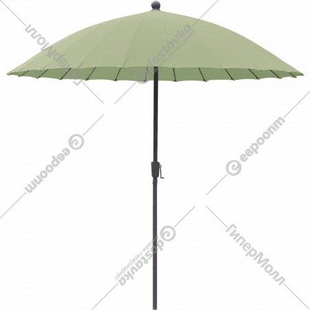 Зонт «Testrut» садовый Sonnenschirm Sizilien 270см, светло-зеленый