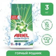 Стиральный порошок «Ariel» Горный Родник, 3 кг.