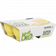 Десерт соевый «The Bridge» со вкусом ванили, 4х110 г.