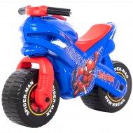Мотоцикл «Человек-паук» Marvel.