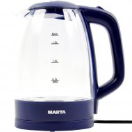 Электрочайник «Marta» MT-1077, Синий Сапфир