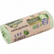 Пакеты для мусора «Oualita» 35 л., 30 шт.