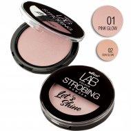 Пудра-стробинг «Belita Let's Shine» 01 Pink Glow, 10 г.