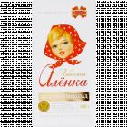 Шоколад «Любимая Алёнка» молочный 100 г.