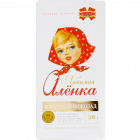 Шоколад «Любимая Алёнка» молочный, 100 г.