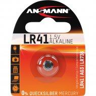 Батарейка «Ansmann» LR41/1.5V Alkaline Round Cell 5015332.