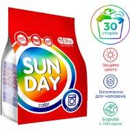 Средство моющее «Sunday» автомат, для цветного, 3 кг.