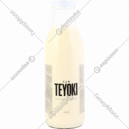 Молоко «Соевое» пастеризованное, 750 мл.