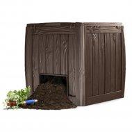 Компостер «Keter» садовый Deco Composter W/Base, коричневый 231600