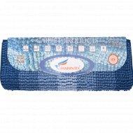 Коврик «Shahintex» Multimakaron 50х80 см, синий.