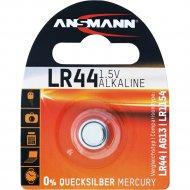 Батарейка «Ansmann» LR44/1.5V Alkaline Round Cell 5015303.