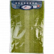 Коврик «Shahintex» Multimakaron 50х80 см, зеленый.
