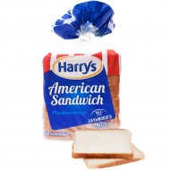 Сэндвичный хлеб «American Sandwich» пшеничный, 470 г