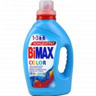 Гель для стирки «BiMax» Color, 1500 г.
