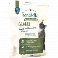Корм для кошек «Sanabelle Grande» 400 г