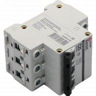 Автоматический выключатель, 3P 25А (C), 1 шт.