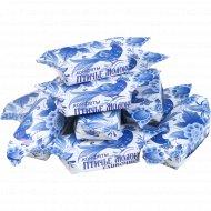 Конфеты глазированные «Птичье молоко» 1 кг., фасовка 0.3-0.4 кг