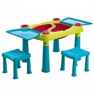 Комплект мебели в детскую «Keter» Creative Play Table