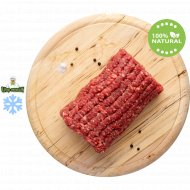 Фарш из говядины замороженный, 1 кг.