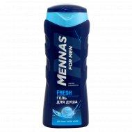 Гель для душа «Mennas» Fresh 250 мл.
